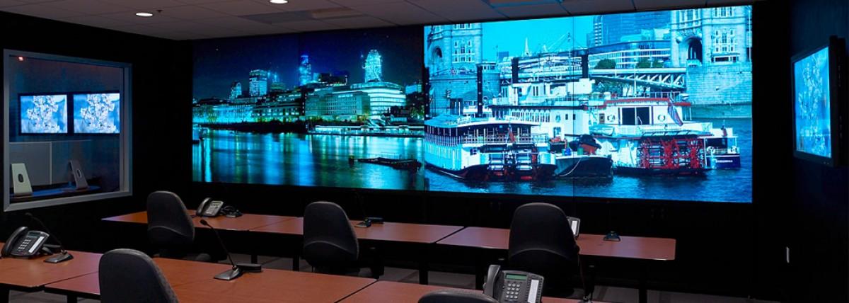 Instalación aulas interactivas